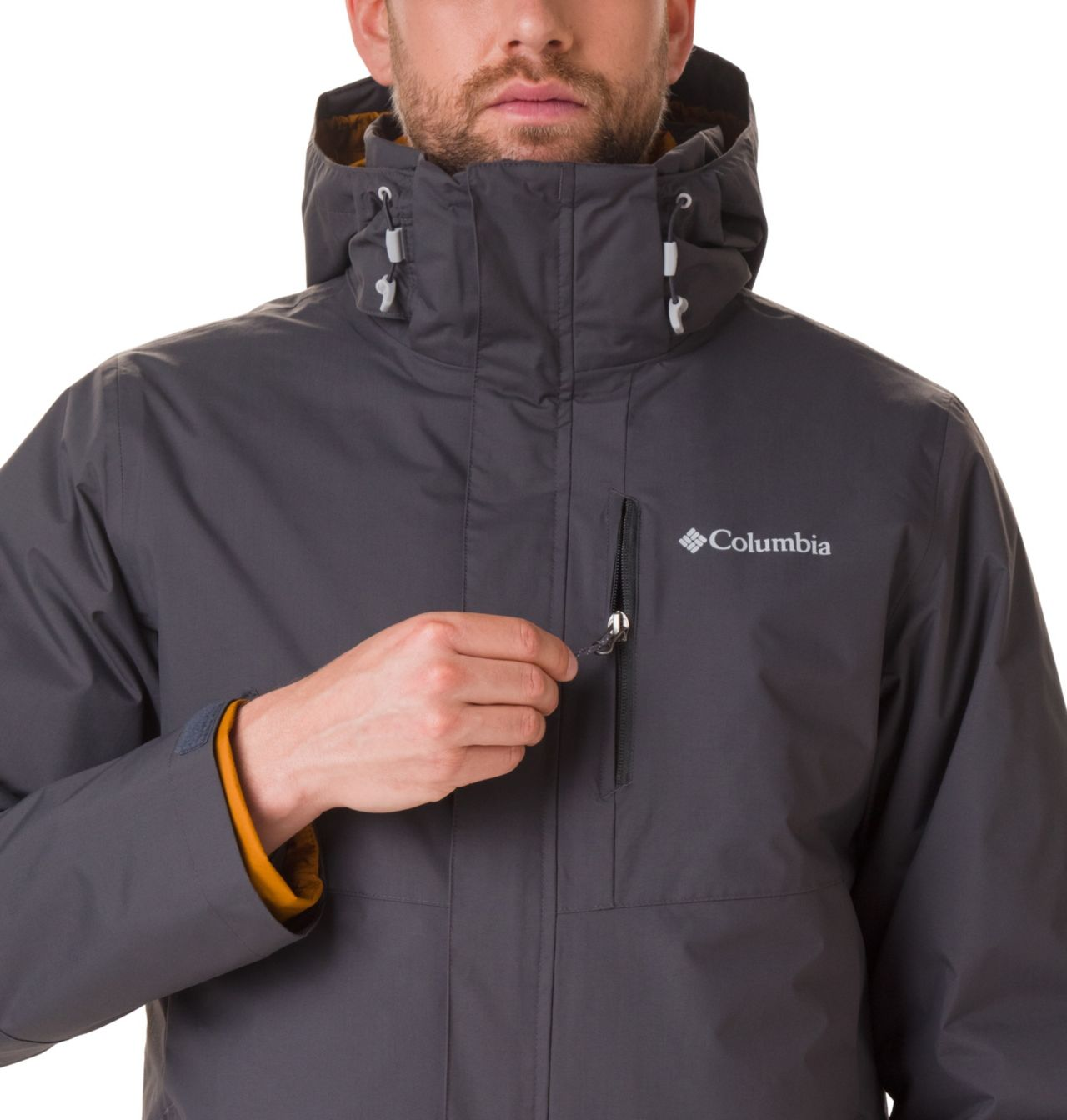 ΜΠΟΥΦΑΝ Element Blocker™ II Interchange Jacket Columbia ...