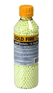 ΜΠΙΛΙΕΣ SOFT GOLD FIRE 0.12gr 6000pcs