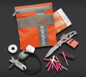 Βασικό Kit Διάσωσης Gerber-Bear Grylls Basic Kit 31-000700