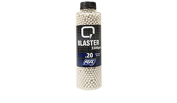 ΜΠΙΛΙΕΣ AIRSOFT Q BLASTER 0.20gr 3300pcs White