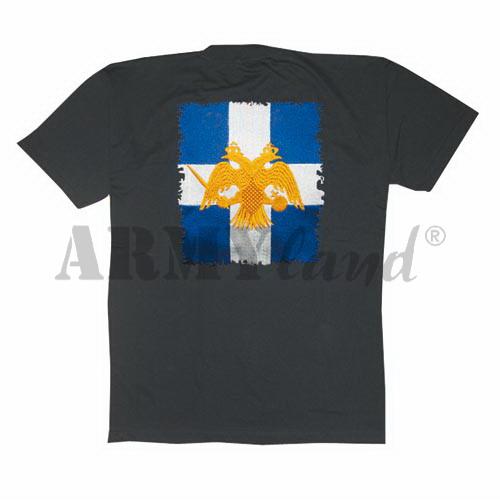 b1dd586db0e0 ΣΤΡΑΤΙΩΤΙΚΑ ΜΠΛΟΥΖΑΚΙΑ ΜΕ ΚΕΝΤΗΜΑ  Ελληνική Σημαία με Δικέφαλο ...