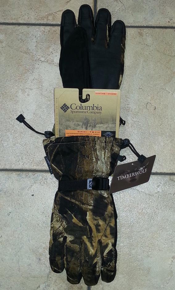 ΓΑΝΤΙΑ COLUMBIA High Brass X Glove Timberwolf - Armyland 5a51901fe9f