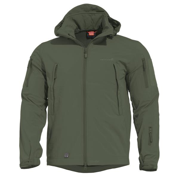ΜΠΟΥΦΑΝ ARTAXES SOFT-SHELL JACKET PENTAGON